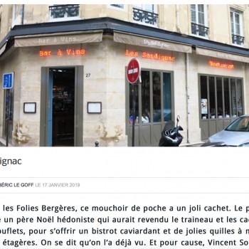 Paris-Bistro